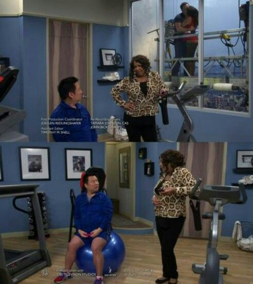"""#YoungAndHungry 2x02 """"Young & Cookin"""" - Elliot and Yolanda"""