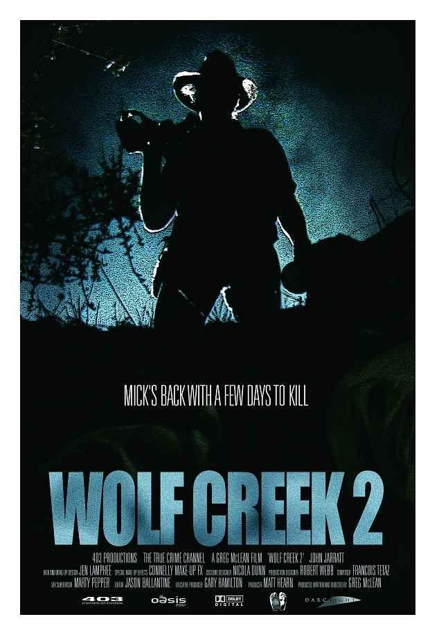 Wolf Creek 2 | trailer US (2014) - YouTube