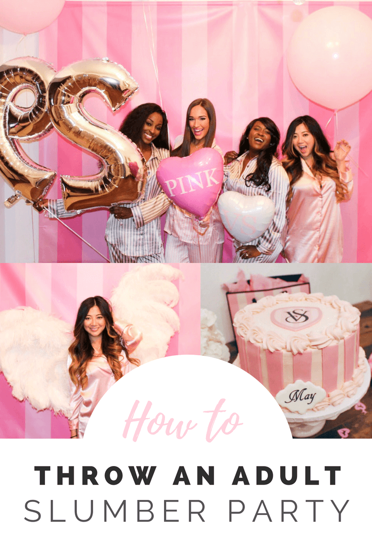 0a98267a6 How To Throw An Adult Slumber Party »