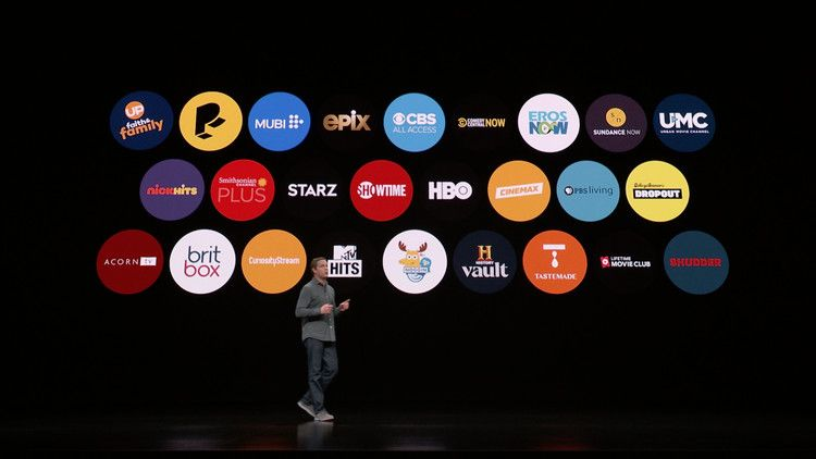 Is there any reason to get Apple TV channels over Amazon