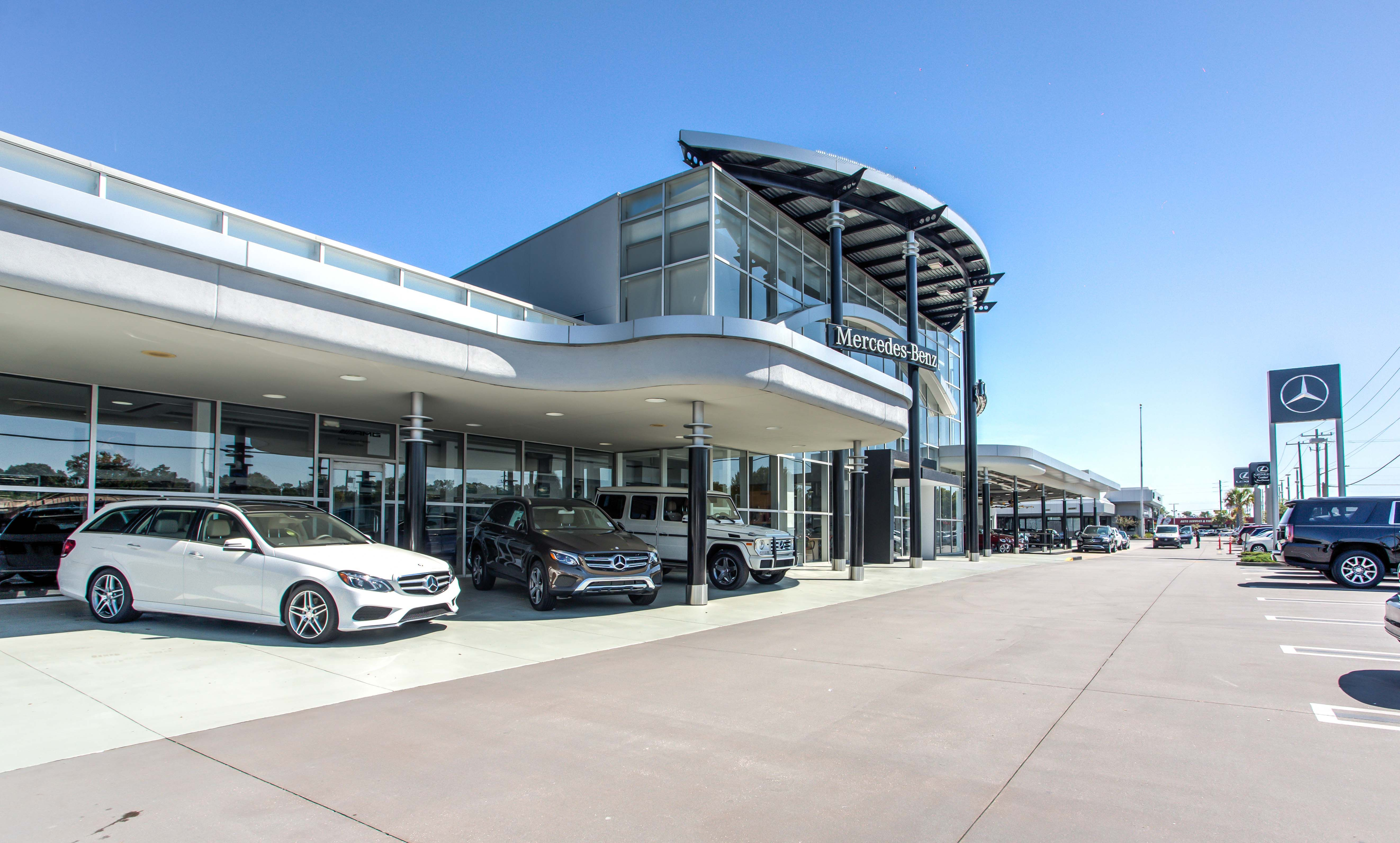 Mercedes Jacksonville Fl >> We Are An Authorized Mercedes Benz Dealer In Jacksonville Fl