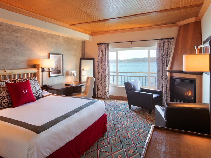 Waterfront Seattle Wa Hotel Photos Tours The Edgewater