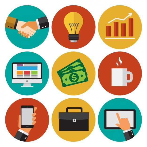 Download Business Icons Collection For Free Imagenes Para