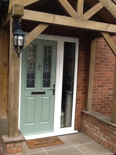 Home for Double glazed porch doors