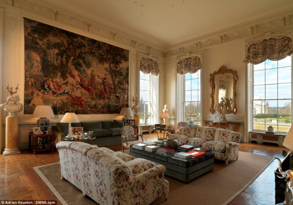 That S Quite A Mark Up 25 Bedroom Grade I Listed Mansion Built By