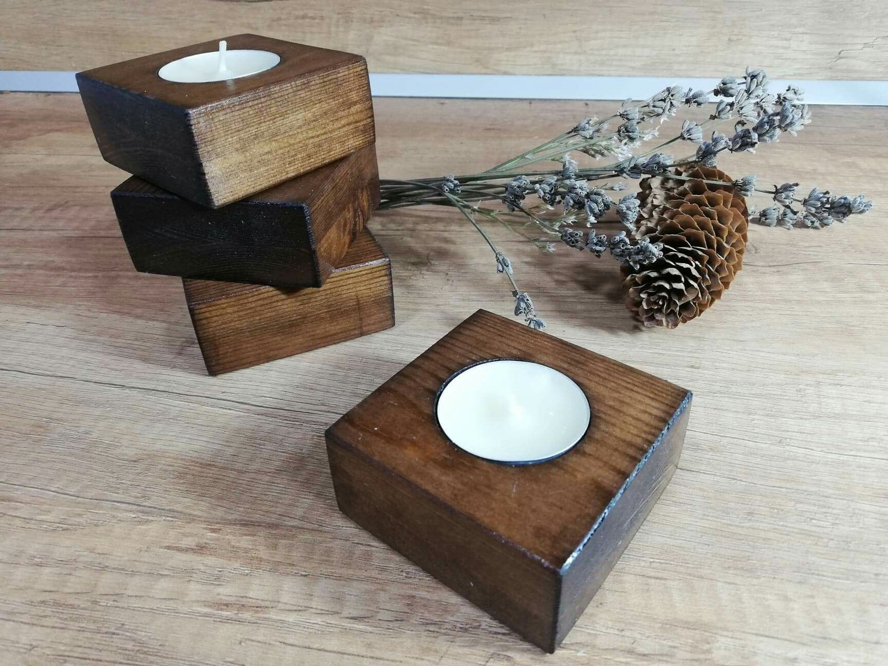 Pin By Stedding On Wood Craft Tea Light Candle Tea Lights Wood Crafts