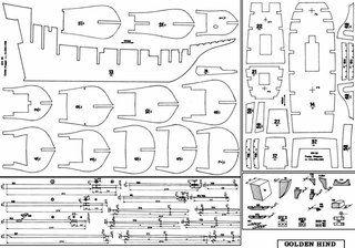 Корабли из дерева своими руками чертежи