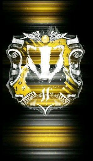 Hufflepuff Harrypotter Tejon Yellowandblack Hogwarts In