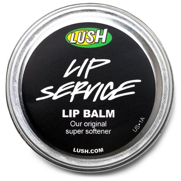 We've been making Lip Service for more than a decade, and it is still hugely popular because the rich, creamy texture softens lips, but heels, toes, cuticles and elbows too! Lip Service has a magical mixture of moisturizing olive oil, cocoa and shea butters, plus tangerine oil to tone. This butterybalm makes light work of softening up dry lips, especially in the winter. One of our first ever formulas, Lip Service has stood the test of time and remains one of our most popular balms.