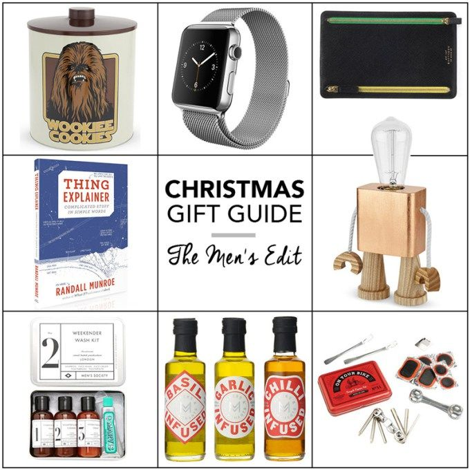 Christmas Gift Guide 2015... The Men's Edit - Coco's Tea PartyCoco's Tea Party