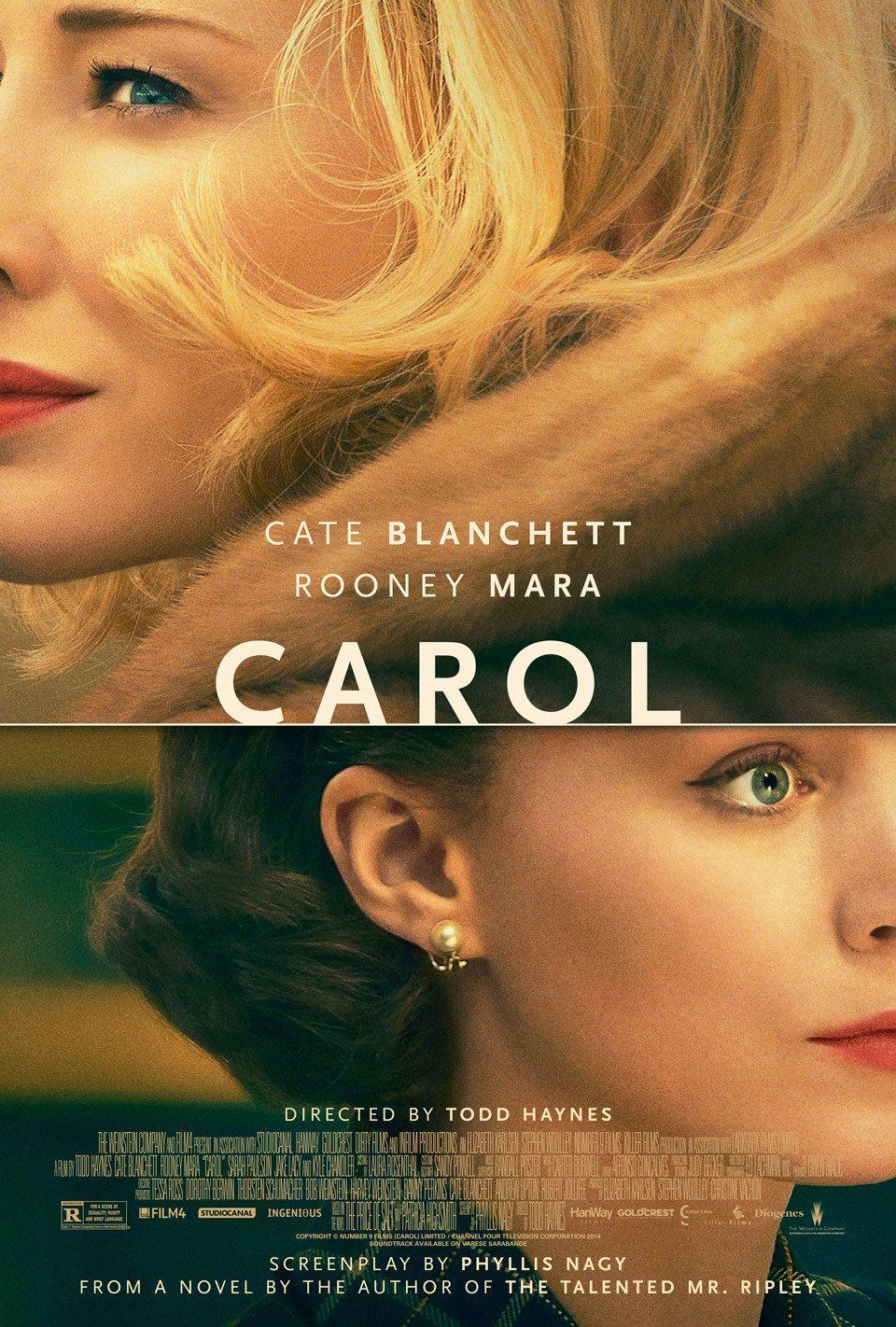 Carol (2015) Rooney mara, Cate blanchett, Good movies on