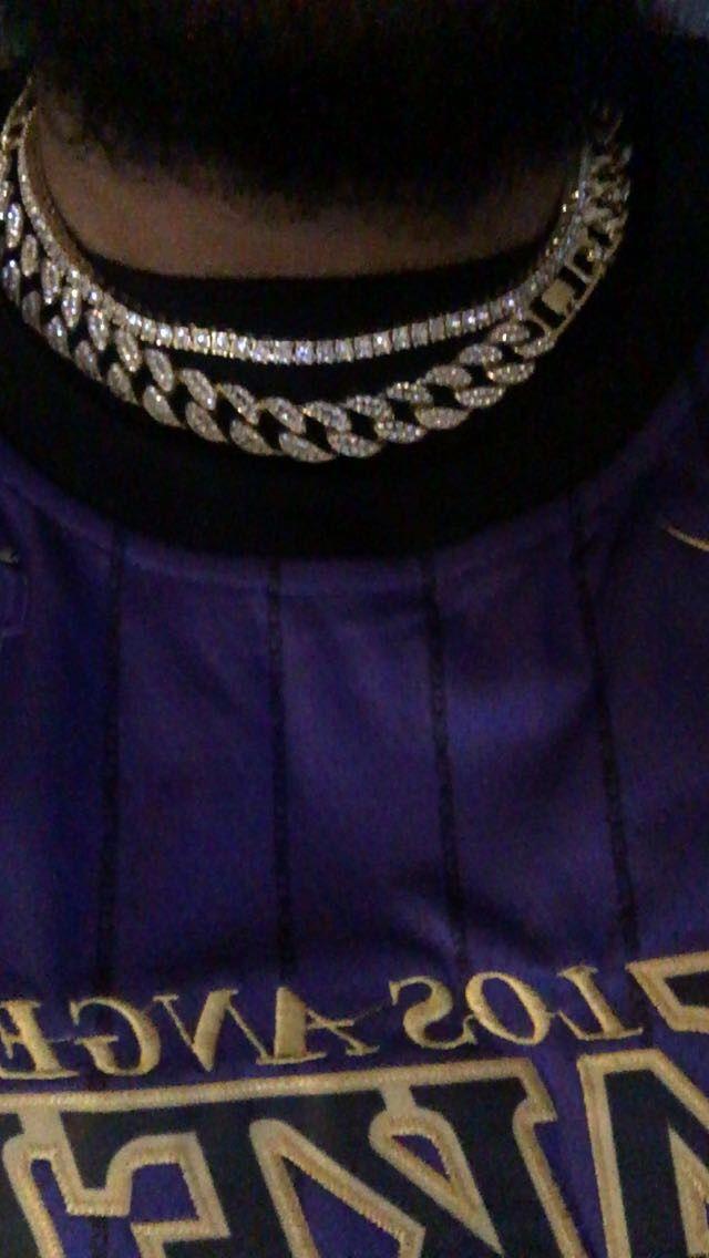 Anthony〰️Davis in 2020 | Diamond pendant, Necklace ...
