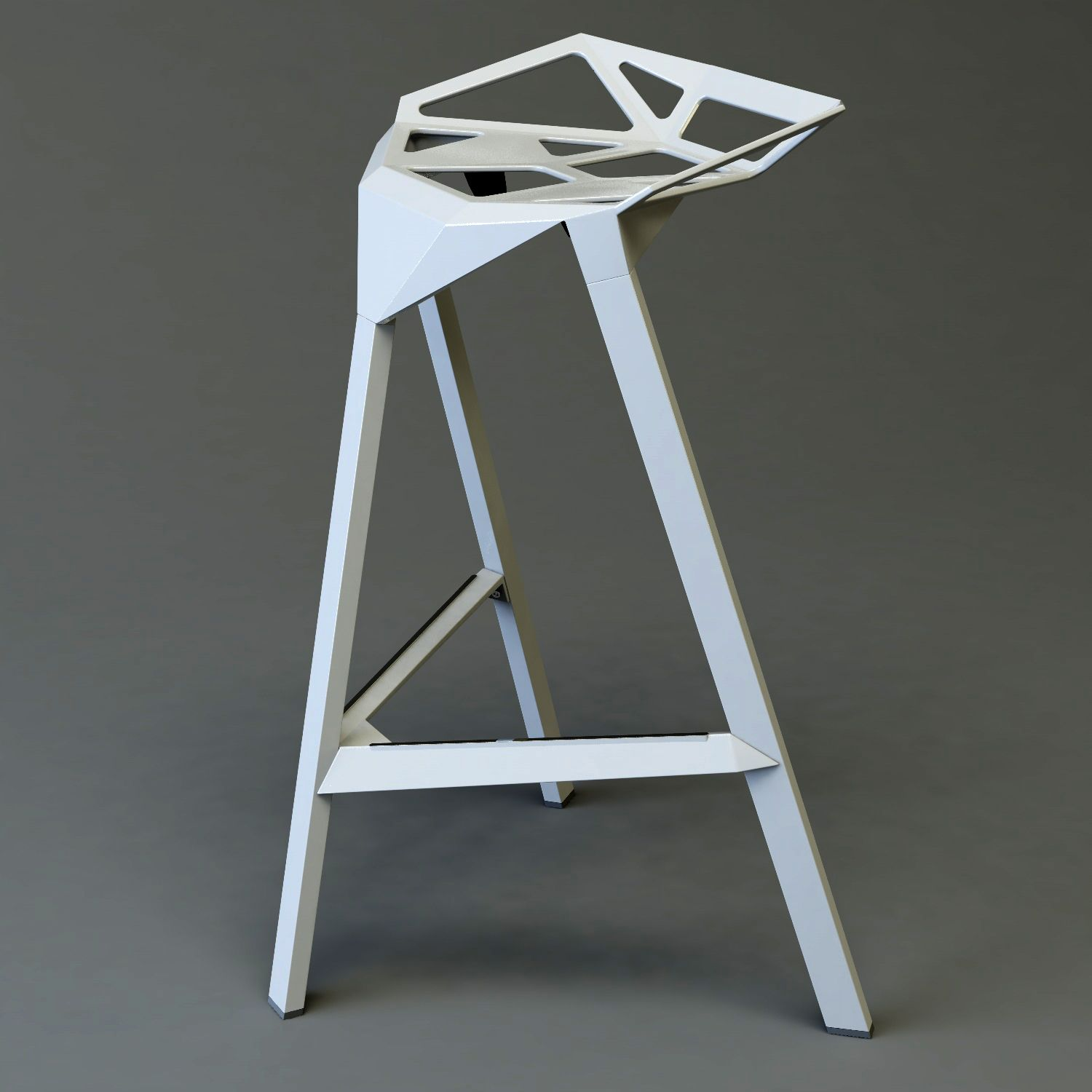 Konstantin Grcic Stool one | shaped materials | Pinterest | Stools ...