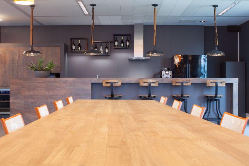 Werkplek Keuken Inrichten : Te weinig ruimte hierbij tips voor je kleine keuken nsmbl