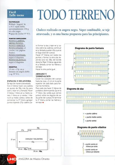 Para Tí Crochet Nº 06 - Melina Crochet - Álbumes web de Picasa