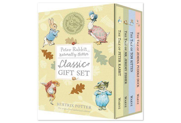 Peter Rabbit Naturally Better Classics