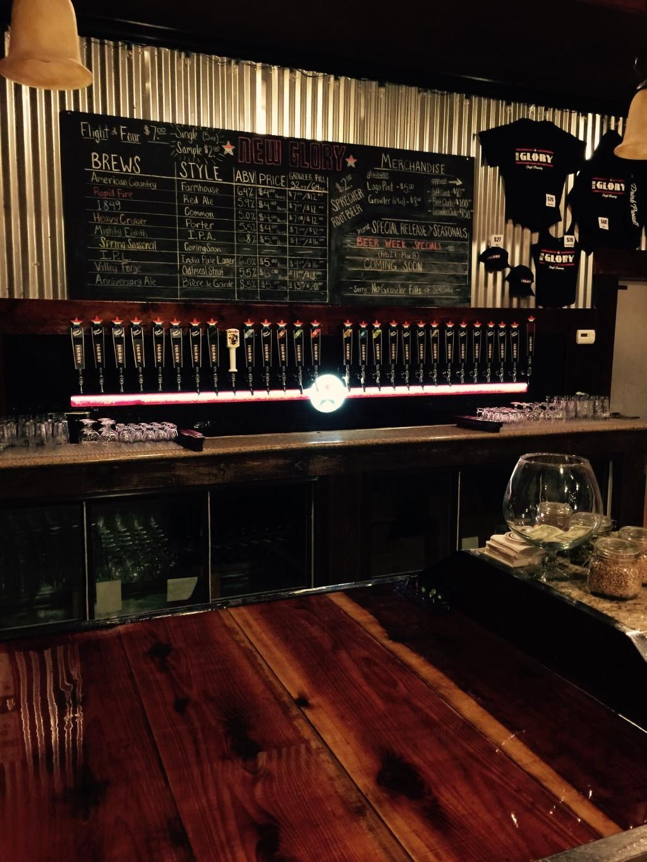 New Glory Craft Brewery Brewery Craft Brewery Tap Room