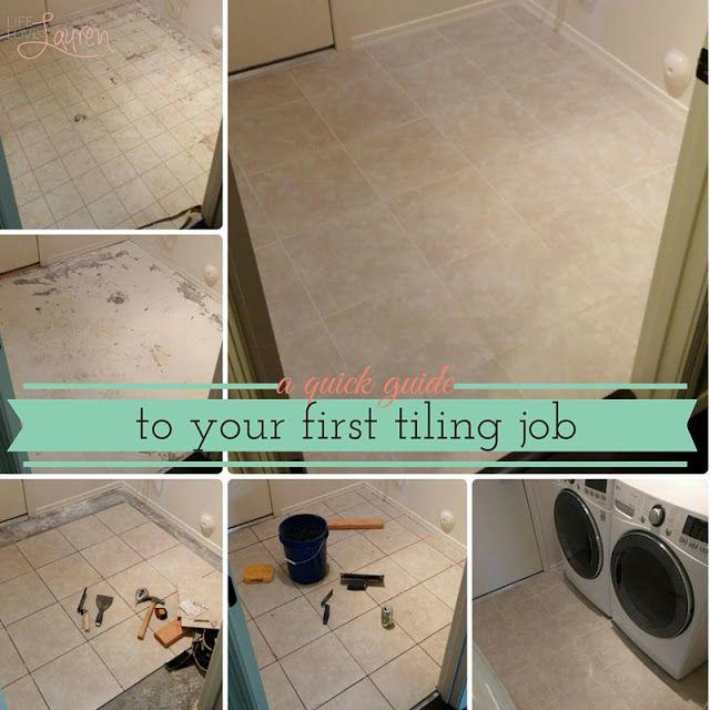 DIY: Tiling