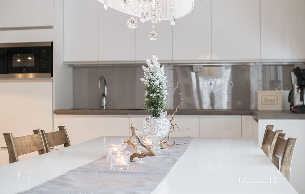 Design-Talo keittiö