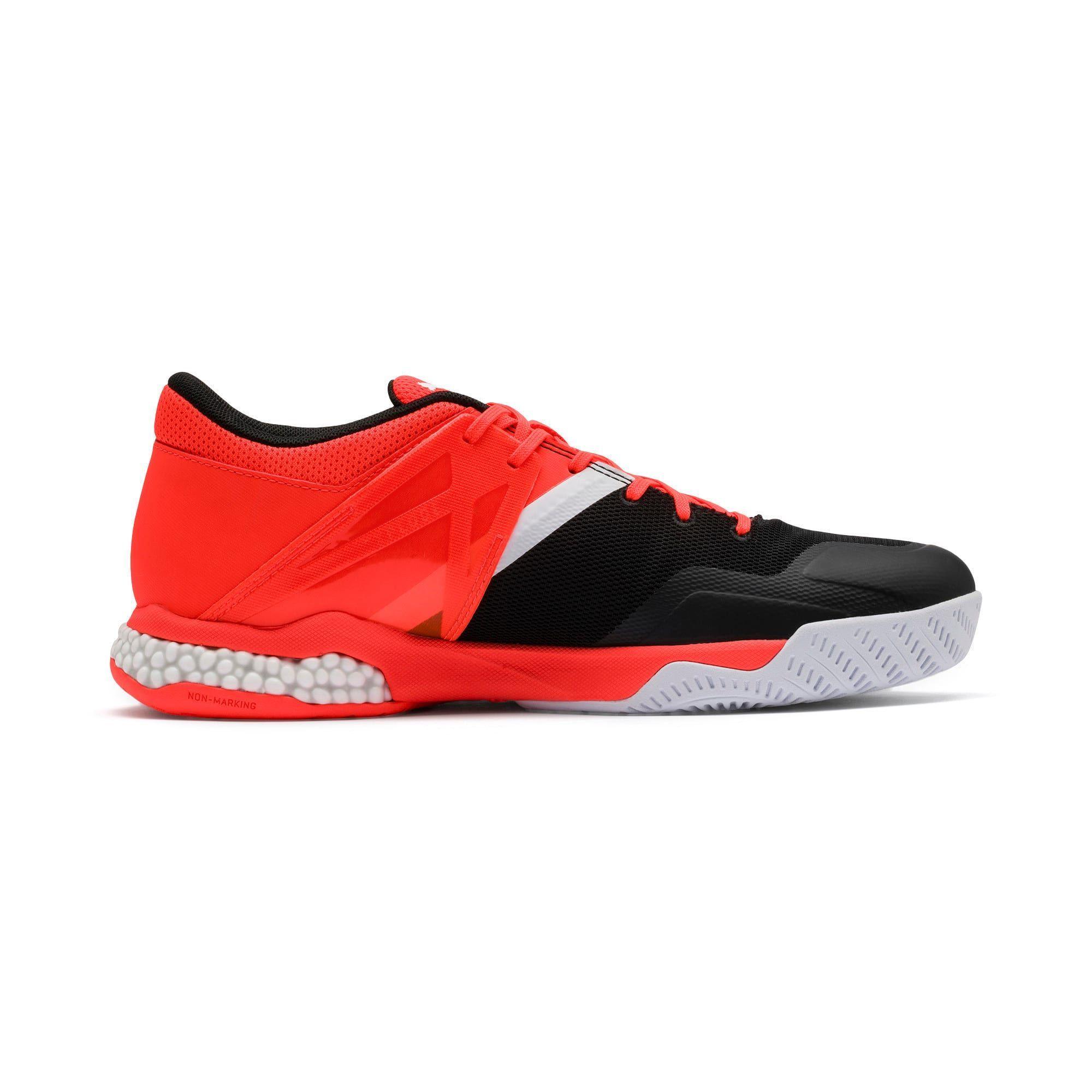 Puma Explode Xt Hybrid 2 Handball Shoes In Black White Red Size 11 5 Redshoes Puma Explode Xt Hybri Womens Athletic Shoes Shoes With Jeans Athletic Shoes Nike