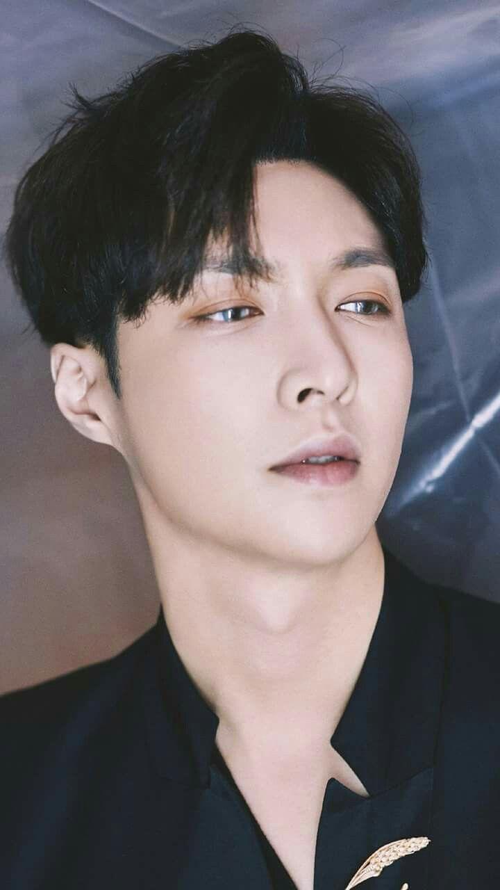 Big forehead haircut men pin by kai lover on zhang yixinglay  pinterest  yixing