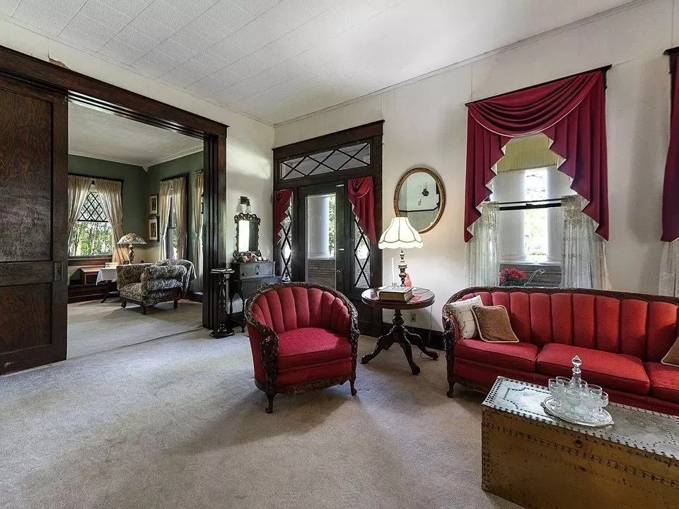 1910 Historic Daniels House For Sale In Kerens Texas Old