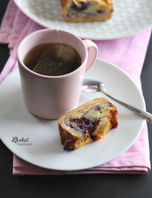 Invisible aux pommes et myrtilles recettes all g es rachel cuisine g teaux et desserts et - Cuisine invisible ...