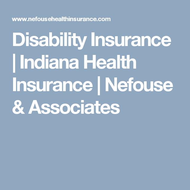 Disability Insurance | Disability insurance, Wellness ...