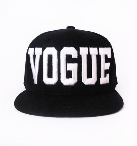 VOGUE Snapback Cap  9943ff50349