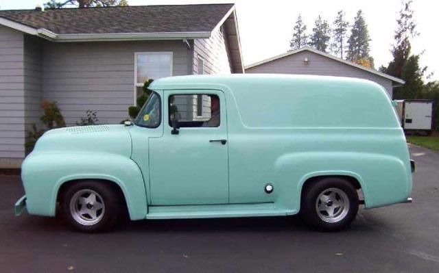 1956 Ford Pickup Outline