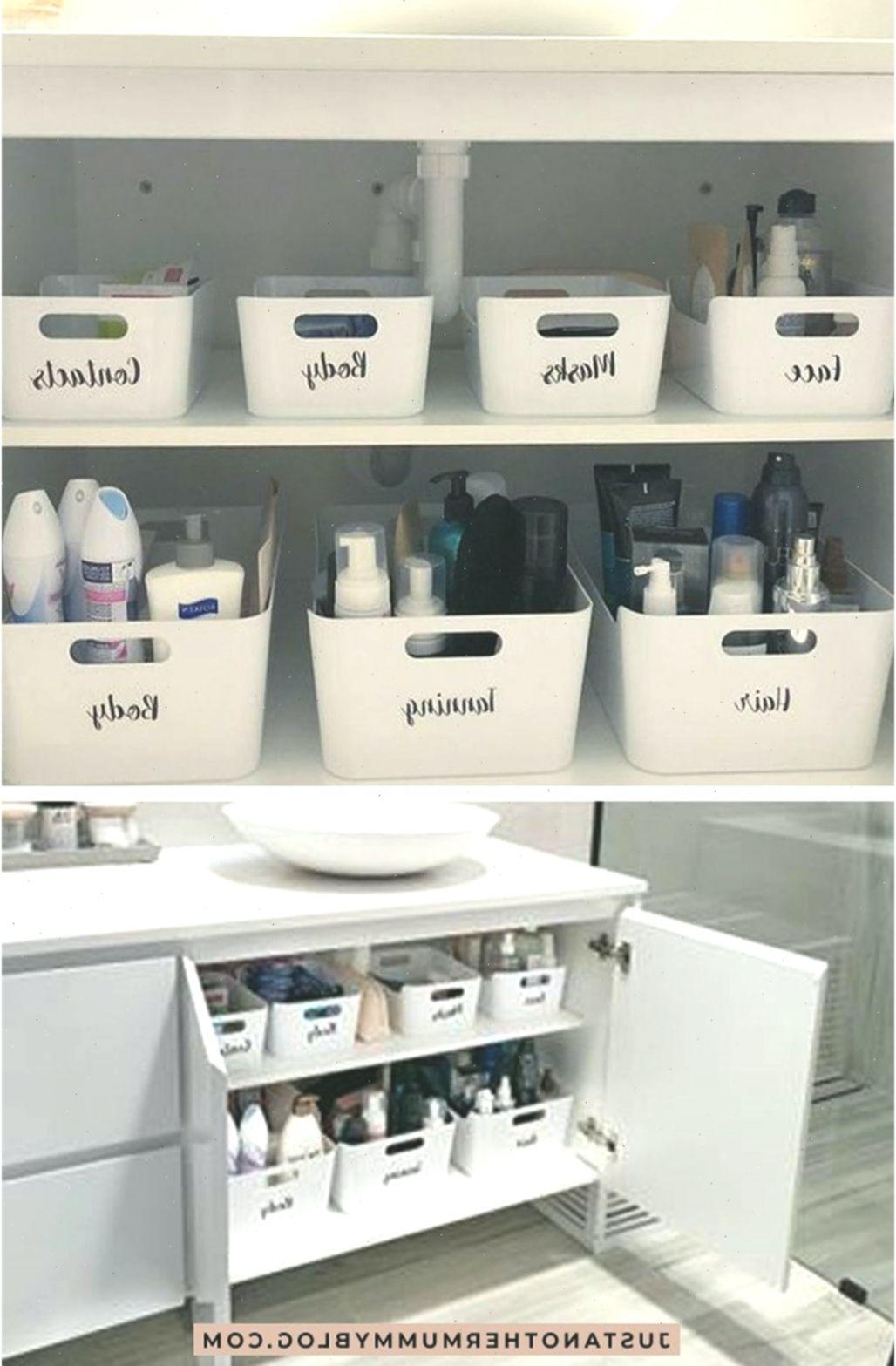 43 Minimalist Bathroom Storage Organization Ideas
