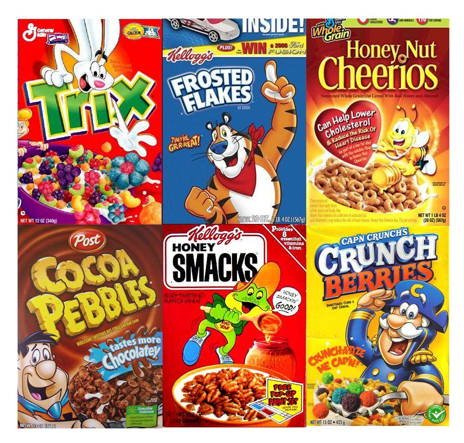 Image Result For Kid Cereal