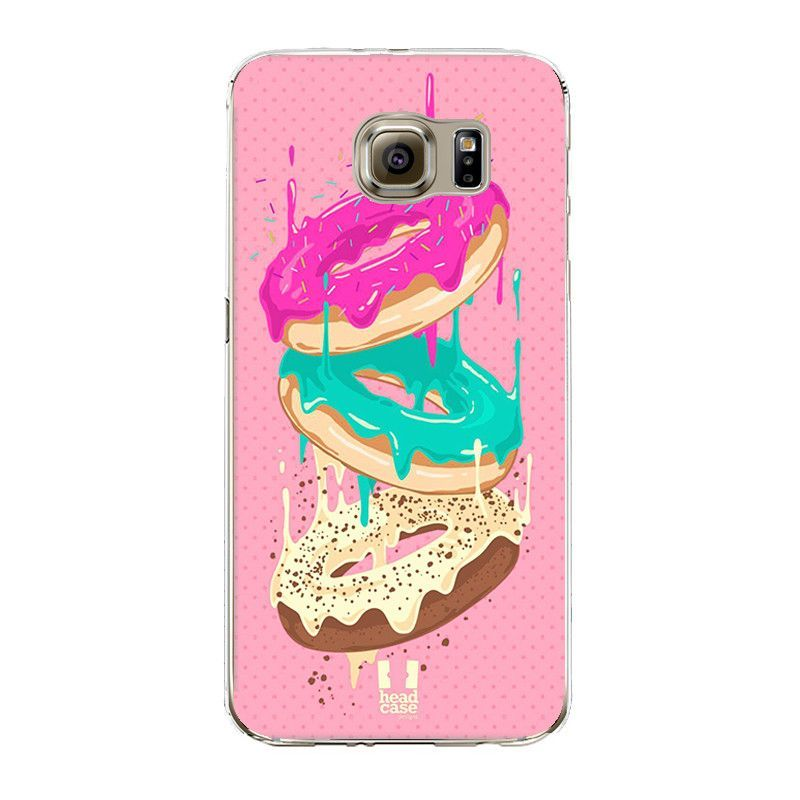 donuts pizza silicone cover fundas coque for samsung galaxy j3 j5 a3 a5 2016 2015 s3 s4 s5 s6 s7. Black Bedroom Furniture Sets. Home Design Ideas
