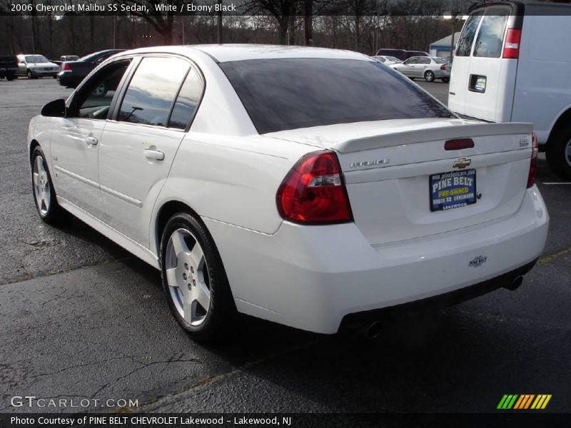 2006 chevrolet malibu ss 2006 chevrolet malibu car. Black Bedroom Furniture Sets. Home Design Ideas