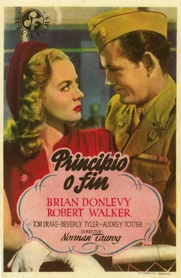 Principio O Fin 1947 The Beginning Or The End De Norman Taurog Tt0039178 Carteles De Cine Cine Carteles De Películas