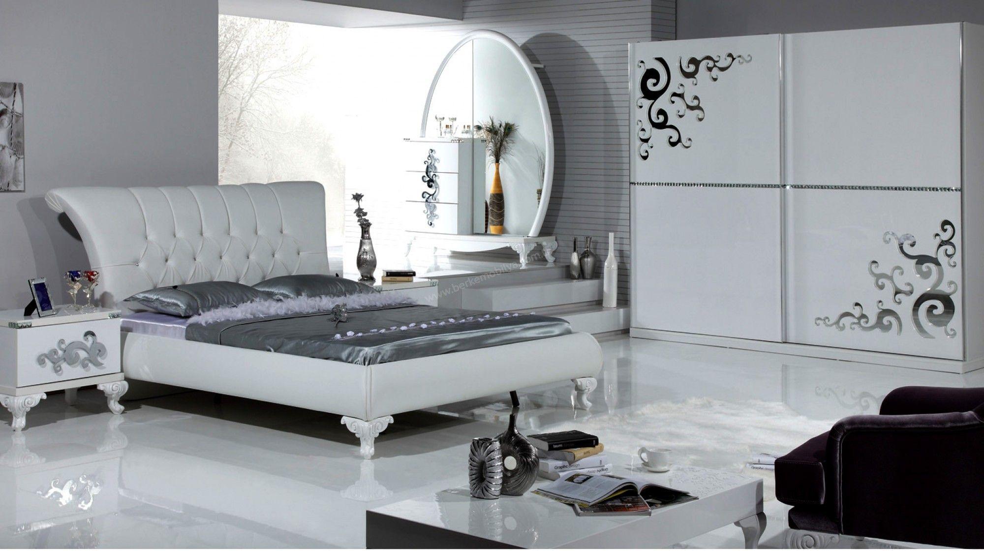 Modern yatak odalar sude yatak odas takm - Modern Yatak Odas Modelleri