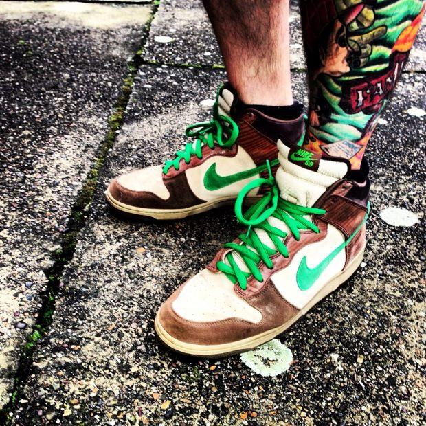 Nike Sb Wood Deck | Nike sb, Sneakers