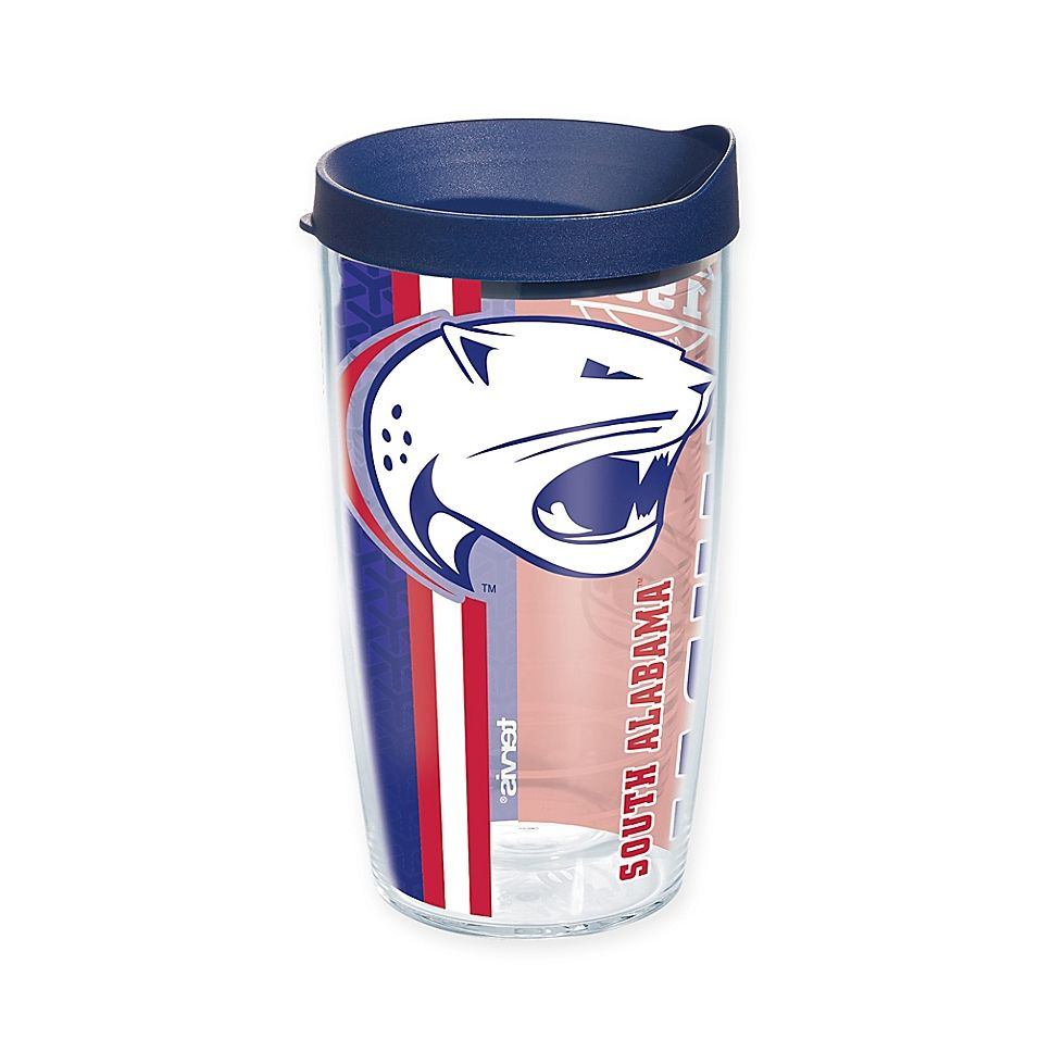 Tervis University Of South Alabama Jaguars 16 Oz Pride Wrap With
