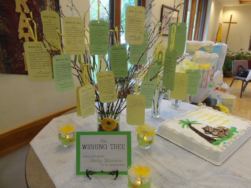 Gift card tree for baby shower - Free Spirit Crafts How To Make Your Own Wishing Tree Baby Shower Style Love The Idea Of A Wishing Tree