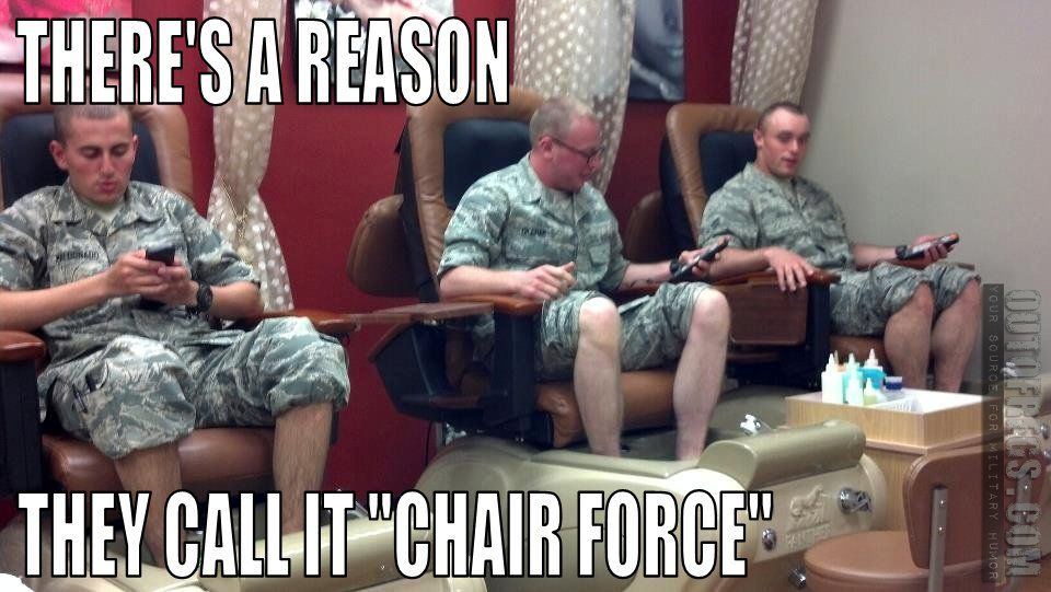 Outofregs Archives Chair Force Military Jokes Military Humor Air Force Humor