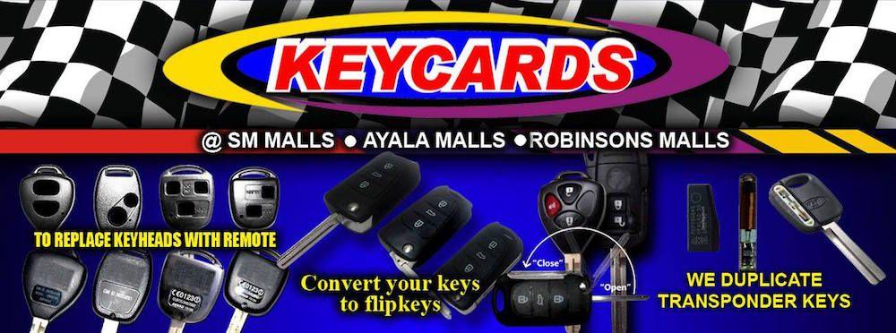 Pin on keycards inc