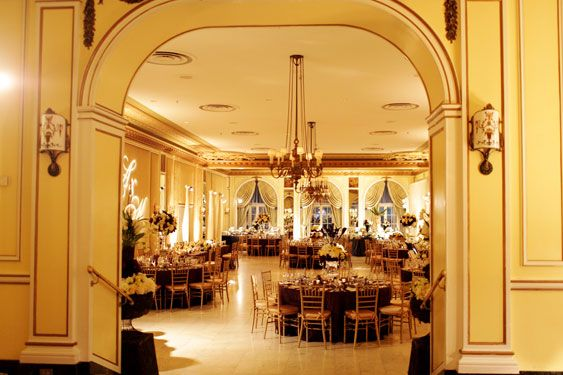 Lake Terrace Dining Room Wedding Reception Venues In Colorado Springs  The Broadmoor .