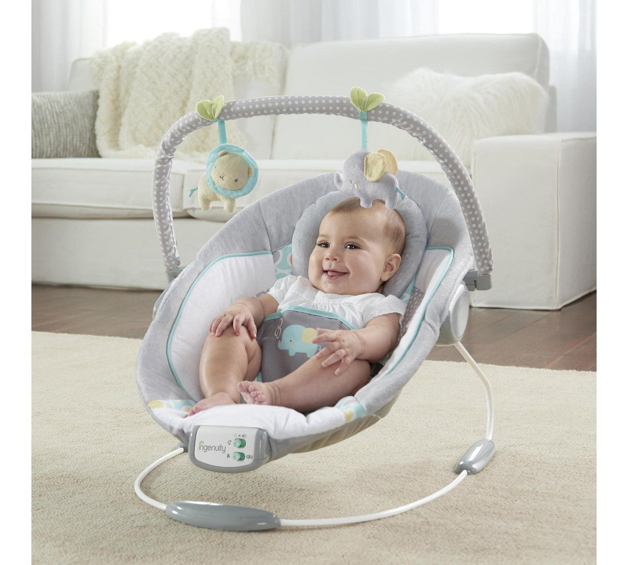 Bouncer Baby Buy Ingenuity Morrison Baby Bouncer Baby Bouncers Argos