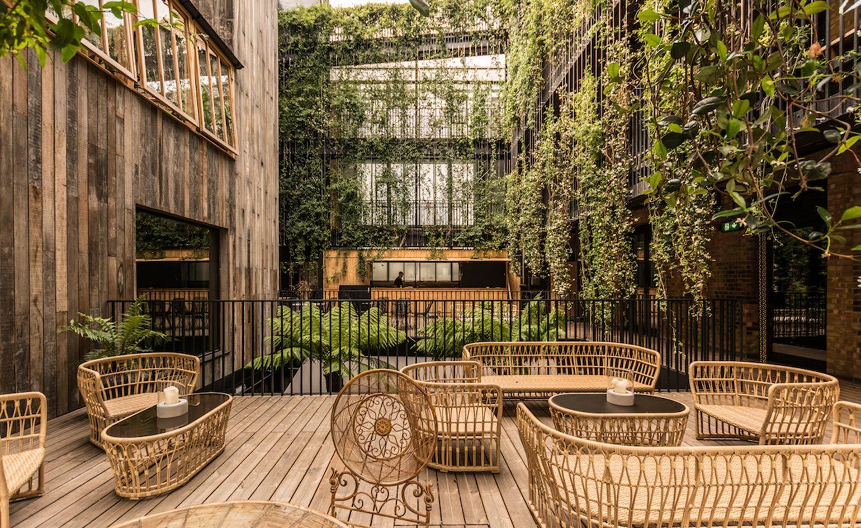 The Mandrake hotel review - London, UK | Hospitality, Interiors and ...