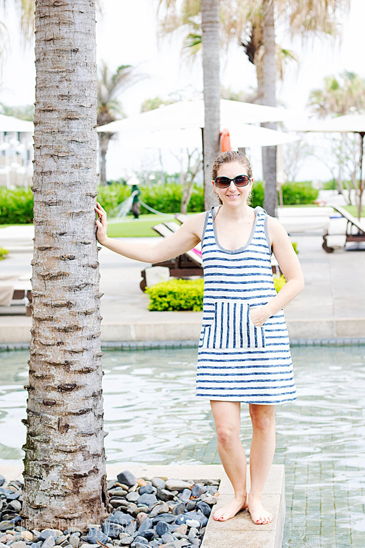 Womens Swim Cover Up | DIY Clothes | Pinterest | Patrón gratis ...
