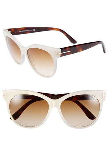 ece1bfae5a Tom Ford  Saskia  57mm Sunglasses available at  Nordstrom