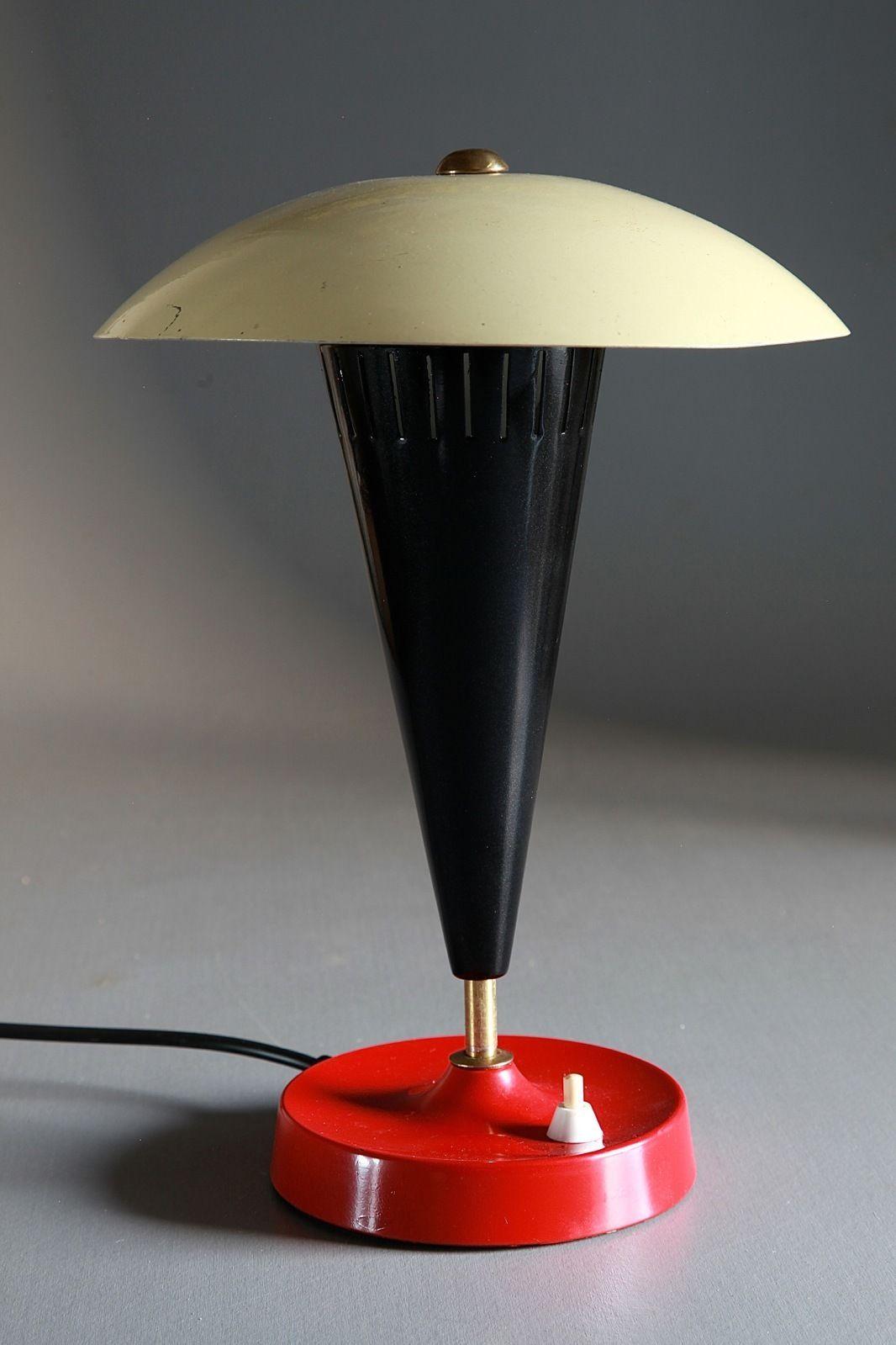 1950 Stilnovo Italy 1950 Lampes Vintage Lampe Retro Lampe Art Deco