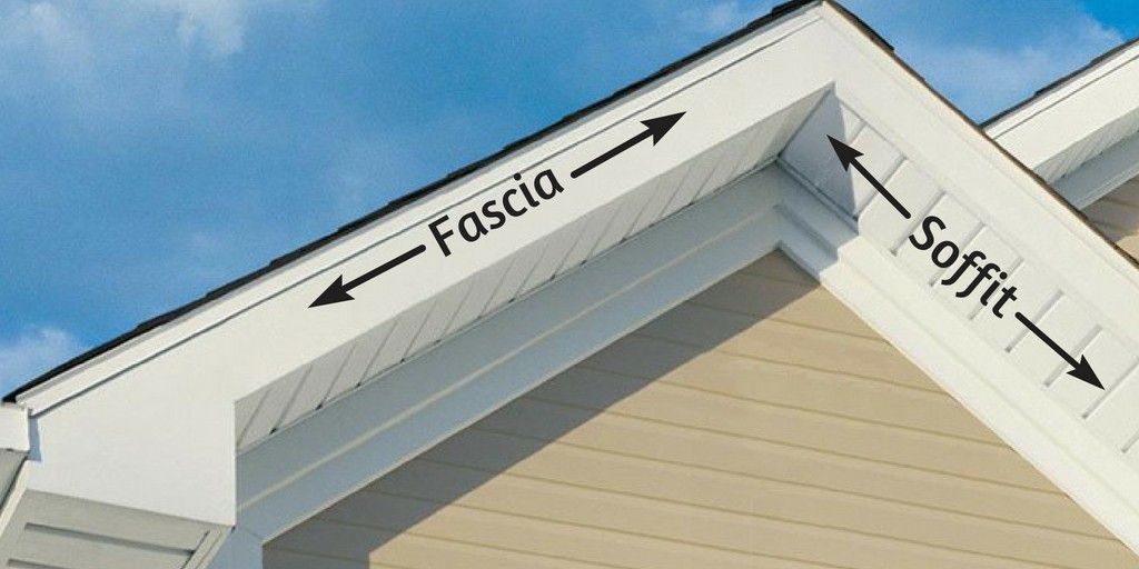 Tips for Painting Soffits and Fascia Boards Fascia board