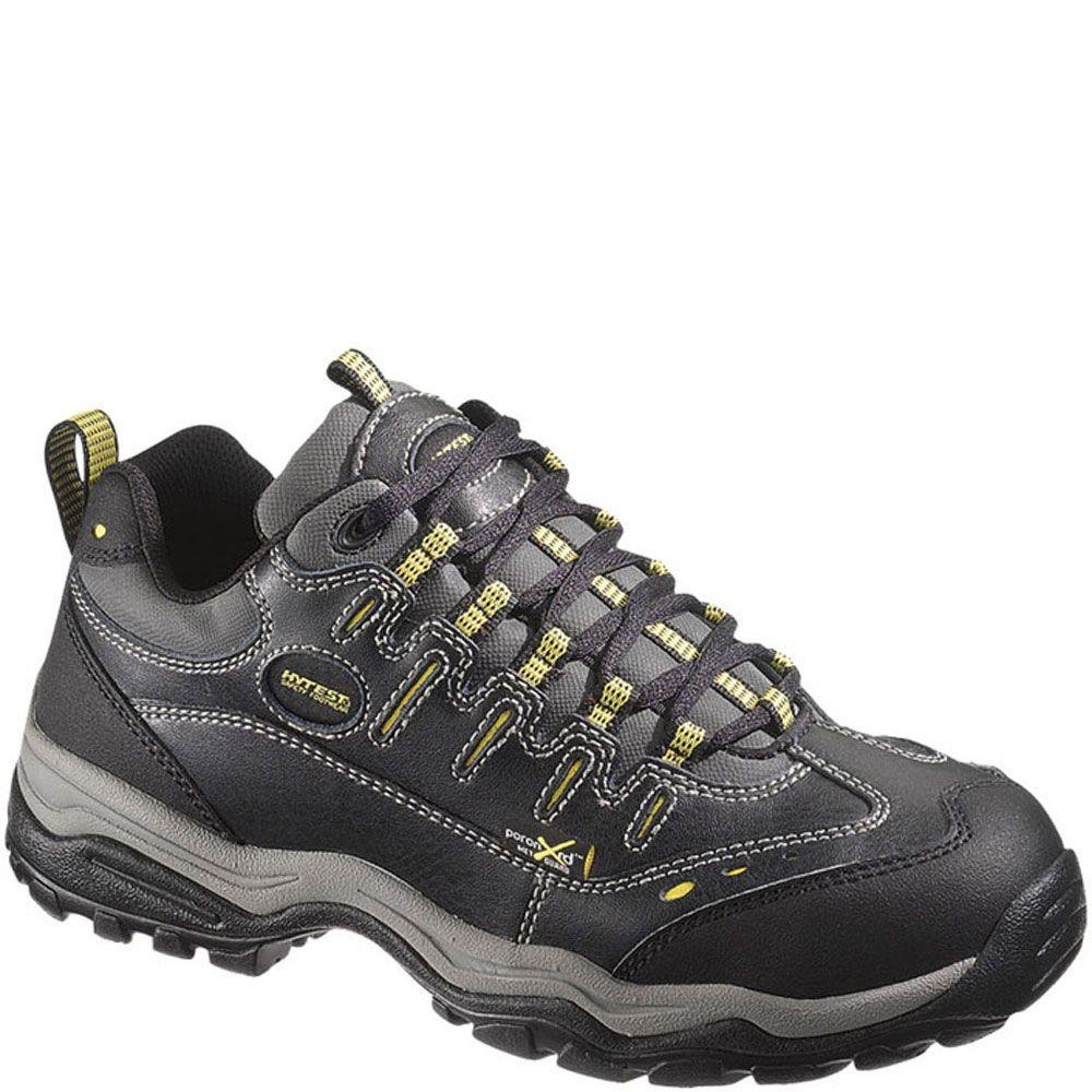 11200 hytest unisex poron xrd safety shoes black boots