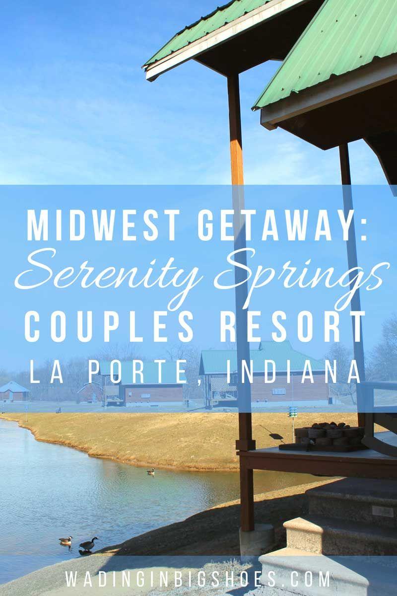 Our Midwest Weekend Getaway At Serenity Springs Resort In 2020